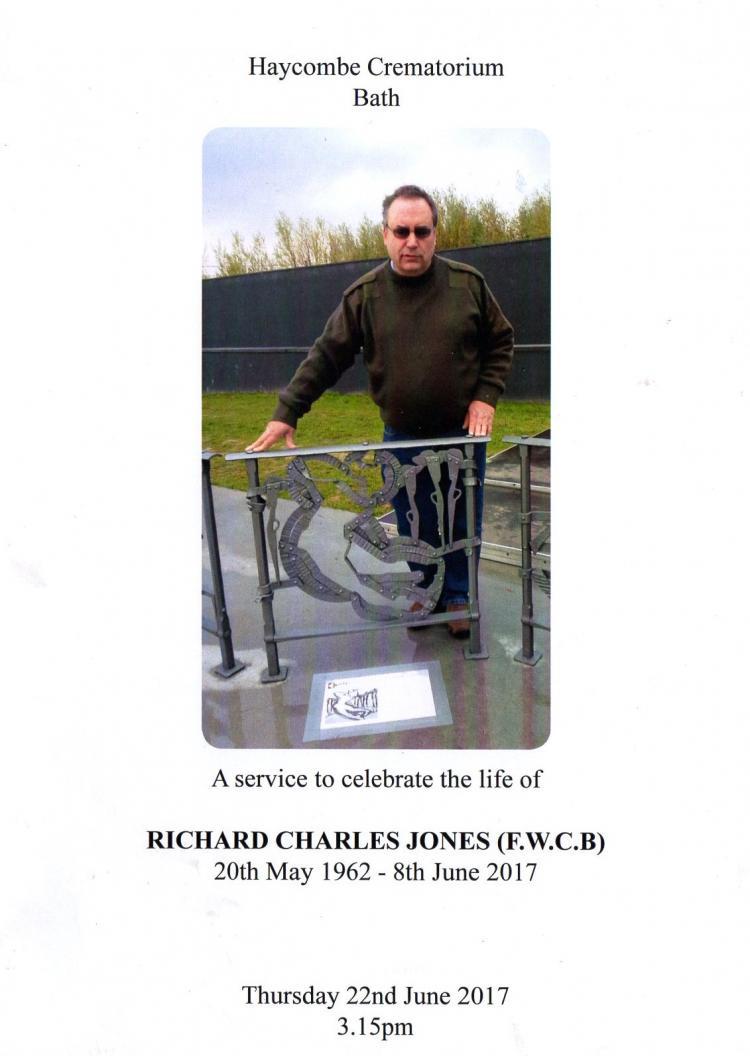 Richard Jones FWCB