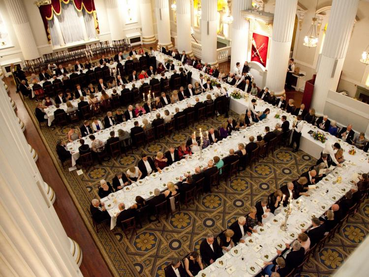 Annual Mansion House Banquet